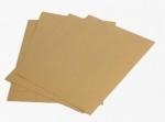 Крафт бумага 21х30 см (формат А4)
