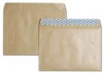 Крафт конверт С5 - 162х229 мм с отрывной лентой